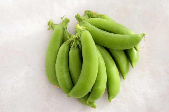えんどうまめ(豌豆) 伝播・歴史