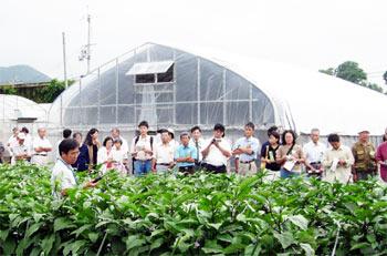 全国種苗研修会 農を考える